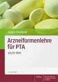Arzneiformenlehre für PTA (eBook, PDF)
