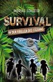 In den Krallen des Leguans / Survival Bd.8