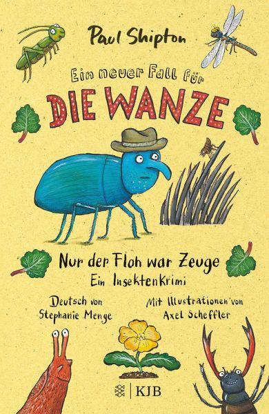 Buch-Reihe Die Wanze
