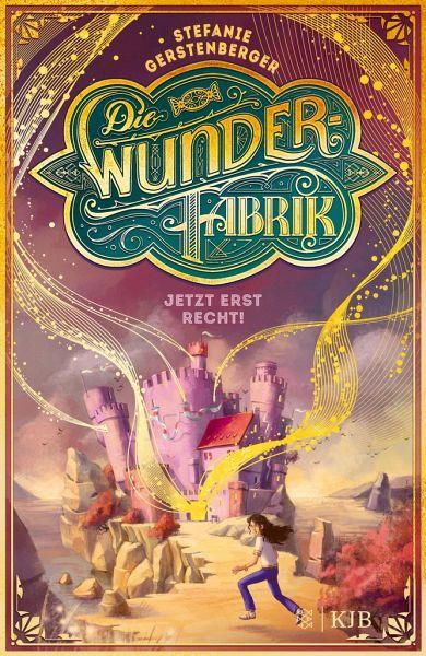 Buch-Reihe Die Wunderfabrik