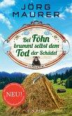 Bei Föhn brummt selbst dem Tod der Schädel / Kommissar Jennerwein ermittelt Bd.14 (eBook, ePUB)
