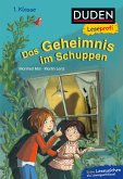 Duden Leseprofi - Das Geheimnis im Schuppen, 1. Klasse