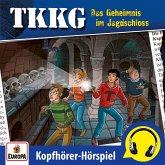 TKKG - Folge 216: Das Geheimnis im Jagdschloss (Kopfhörer-Hörspiel) (MP3-Download)