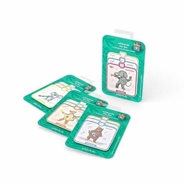 tigercard wildcard (3 Stück)