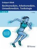 Endspurt Klinik Skript 19: Rechtsmedizin, Arbeitsmedizin, Umweltmedizin, Toxikologie (eBook, PDF)
