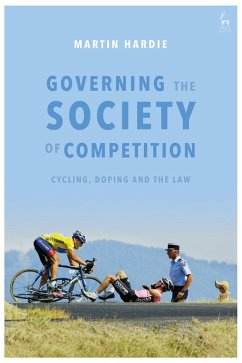 Governing the Society of Competition (eBook, PDF) - Hardie, Martin