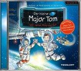 Der kleine Major Tom. Hörspiel 11. Wer rettet Ming und Hu?, Audio-CD