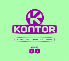 Kontor Top Of The Clubs Vol.88 - Diverse