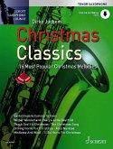 Christmas Classics Tenor-Saxophon