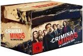 Criminal Minds - Komplettbox Staffel 1-15 Gesamtedition