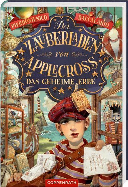 Buch-Reihe Der Zauberladen von Applecross von Pierdomenico Baccalario