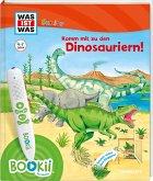 BOOKii® WAS IST WAS Junior Komm mit zu den Dinosauriern!