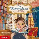 Das Geheimnis der magischen Bibliothek / Das Bücherschloss Bd.1 (Audio-CD)