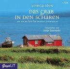 Das Grab in den Schären / Thomas Andreasson Bd.10 (4 Audio-CDs)