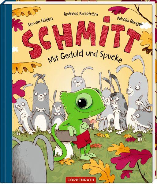 Buch-Reihe Schmitt
