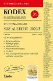 KODEX Studienausgabe Sozialrecht 2020/21