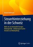 Steuerhinterziehung in der Schweiz