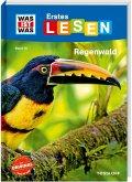 WAS IST WAS Erstes Lesen Band 15. Regenwald