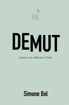 Demut (eBook, ePUB) - Bol, Simone