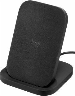 Logitech POWERED Ladestation für Smartphones graphit