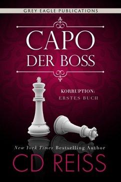 Capo - Der Boss (eBook, ePUB) - Reiss, Cd