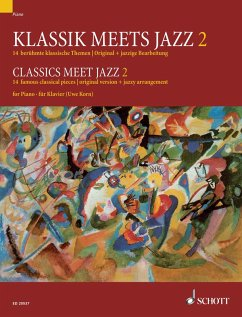 Classics meet Jazz 2 (eBook, PDF) - Korn, Uwe