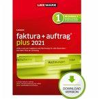 Lexware faktura+auftrag plus 2021 - Jahresversion (365 Tage) (Download für Windows)