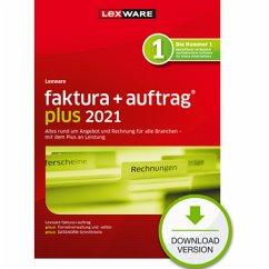Lexware faktura + auftrag plus 2021 - Jahresversion (365 Tage) (Download für Windows)