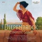 Diepenbrock:Complete Songs