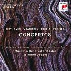 Beethoven'S World - Concertos