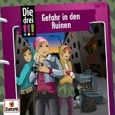 Gefahr in den Ruinen / Die drei Ausrufezeichen Bd.71 (Audio-CD)