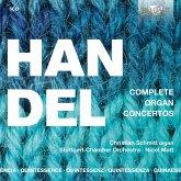 Handel:Complete Organ Concertos (Qu)