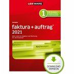 Lexware faktura+auftrag 2021 Jahresversion (365 Tage) (Download für Windows)
