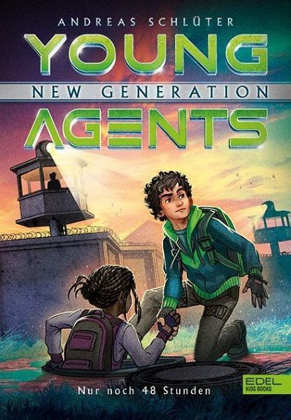 Buch-Reihe Young Agents - New Generation