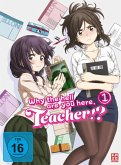 Why the Hell are You Here, Teacher!? - Vol. 1