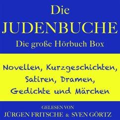 Die Judenbuche – sowie zahlreiche weitere Meisterwerke der Weltliteratur (MP3-Download) - diverse