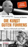 Die Kunst guten Führens (eBook, PDF)