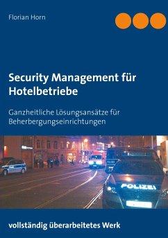 Security Management für Hotelbetriebe
