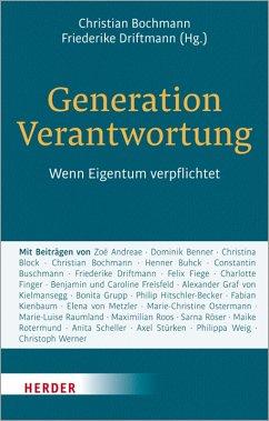 Generation Verantwortung (eBook, ePUB)