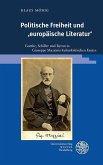 Politische Freiheit und ,europäische Literatur' (eBook, PDF)