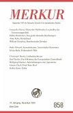 MERKUR Gegründet 1947 als Deutsche Zeitschrift für europäisches Denken - 2020-11 (eBook, ePUB)