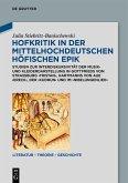 Hofkritik in der mittelhochdeutschen höfischen Epik (eBook, ePUB)