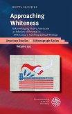 Approaching Whiteness (eBook, PDF)