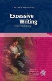Excessive Writing (eBook, PDF)