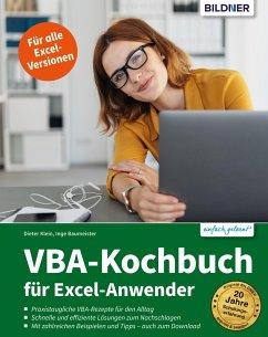 VBA-Kochbuch für Excel-Anwender (eBook, PDF) - Klein, Dieter; Baumeister, Inge
