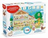 Mein riesengroßes Bobo Siebenschläfer Wimmelpuzzle (Kinderpuzzle)