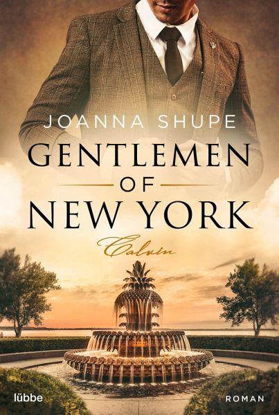 Buch-Reihe Gentlemen of New York Trilogie
