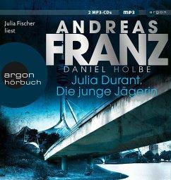 Die junge Jägerin / Julia Durant Bd.21 (1 MP3-CD) - Franz, Andreas;Holbe, Daniel