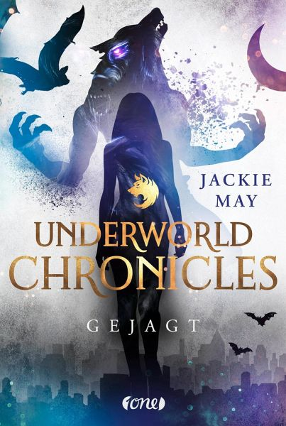 Buch-Reihe Underworld Chronicles