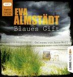 Blaues Gift / Pia Korittki Bd.3 (2 MP3-CDs)